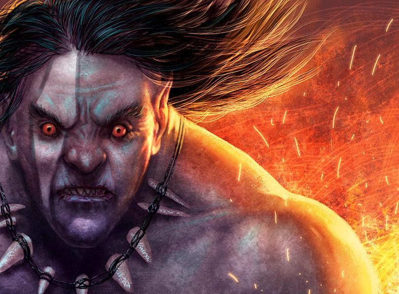 Warhammer Fanart by LASAHIDO