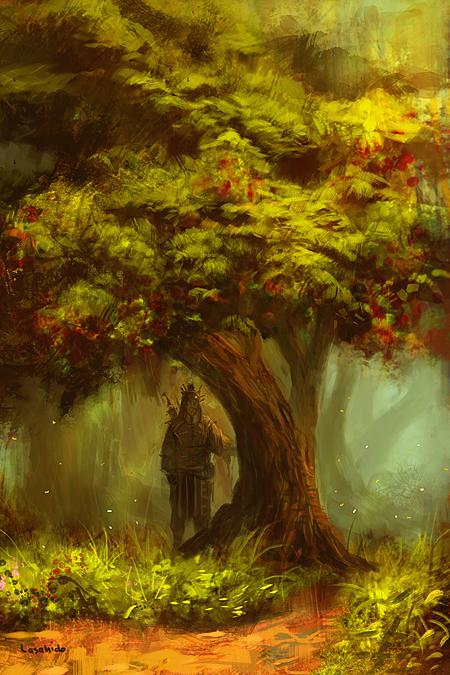 Tree of life by LASAHIDO