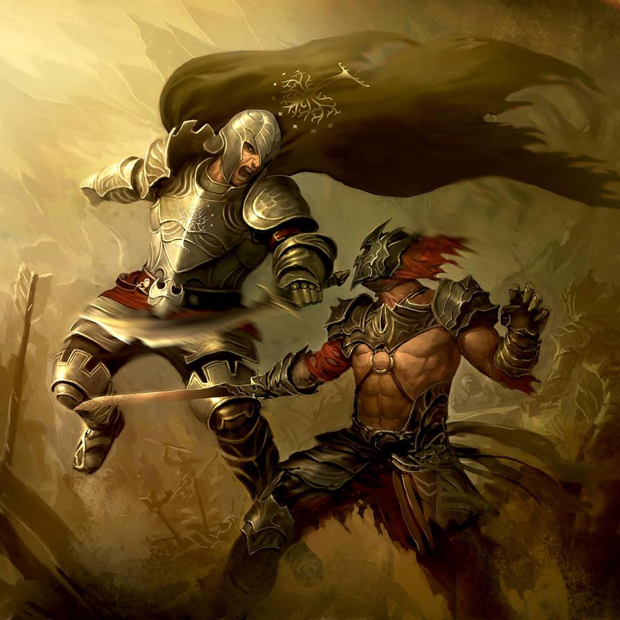 Gondorian by LASAHIDO