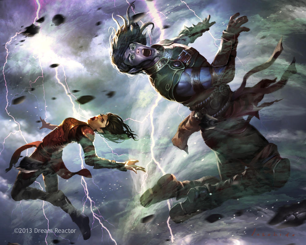 Tornado Outbreak by LASAHIDO