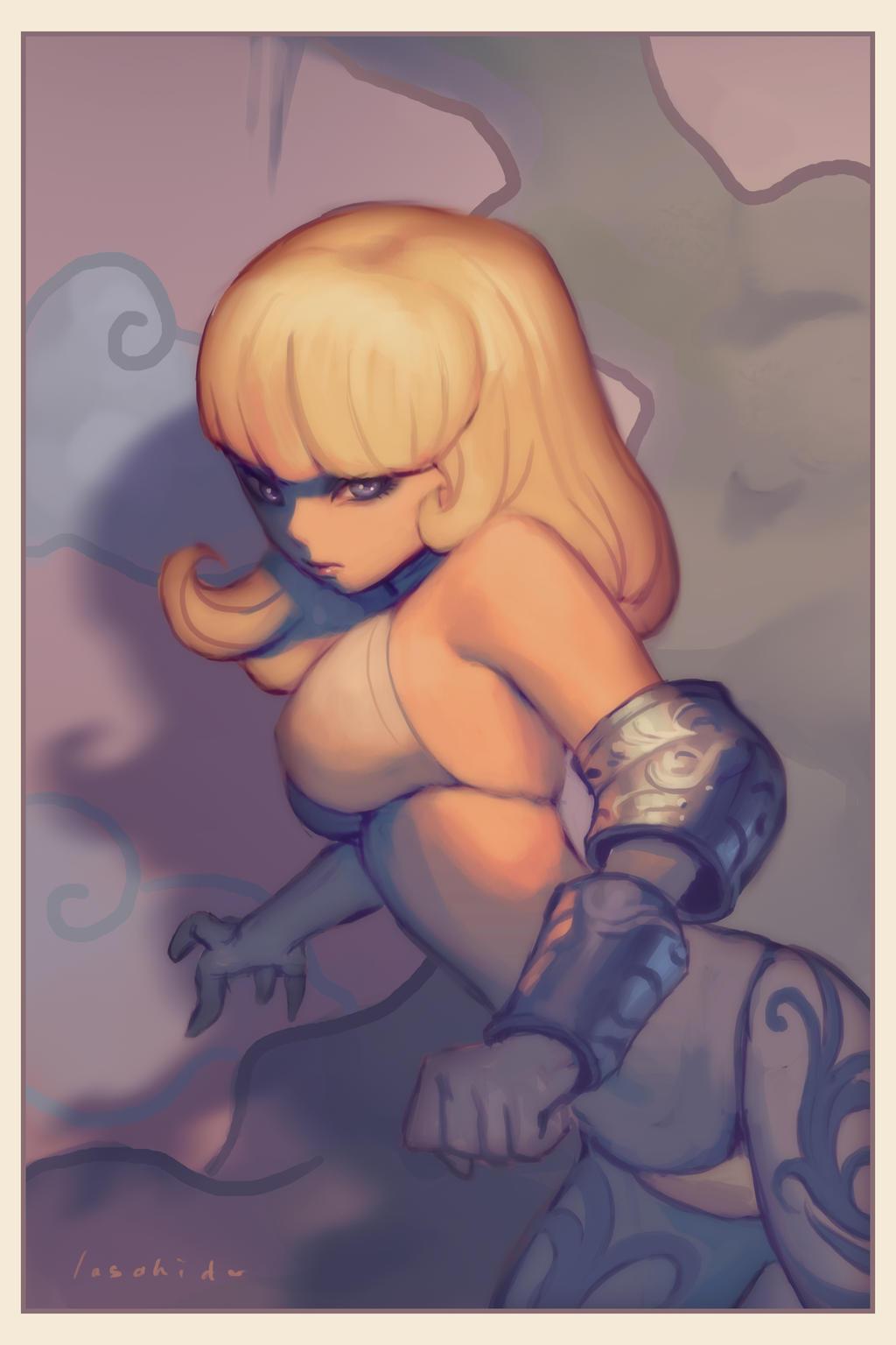 Barbiee by LASAHIDO