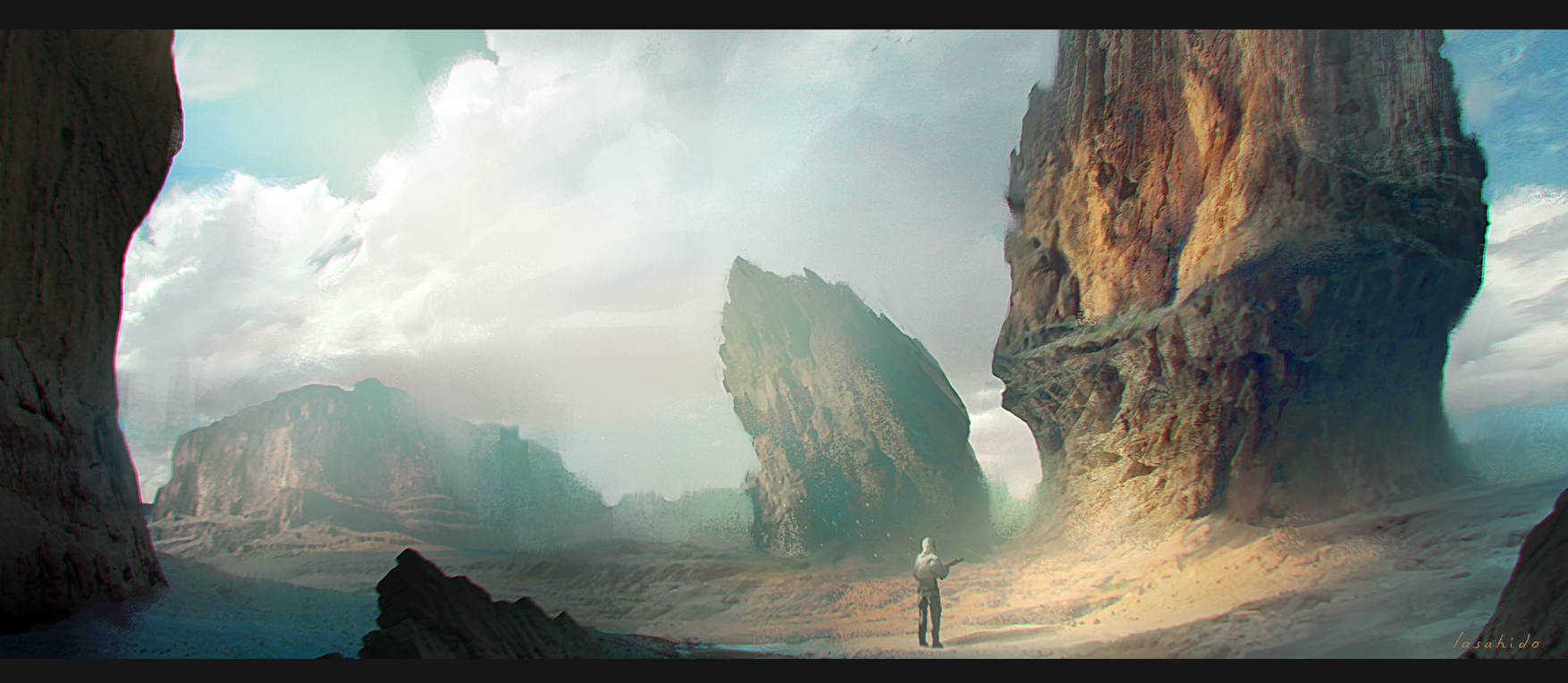 Penjelajah by LASAHIDO