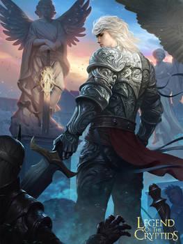 Swordman of Eternity - Legend of The Cryptids