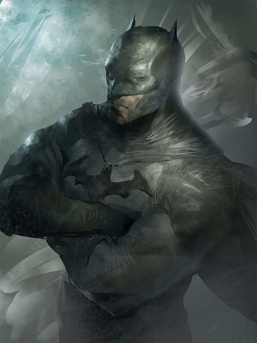 The Dark Knight by LASAHIDO