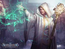 Cleric by LASAHIDO