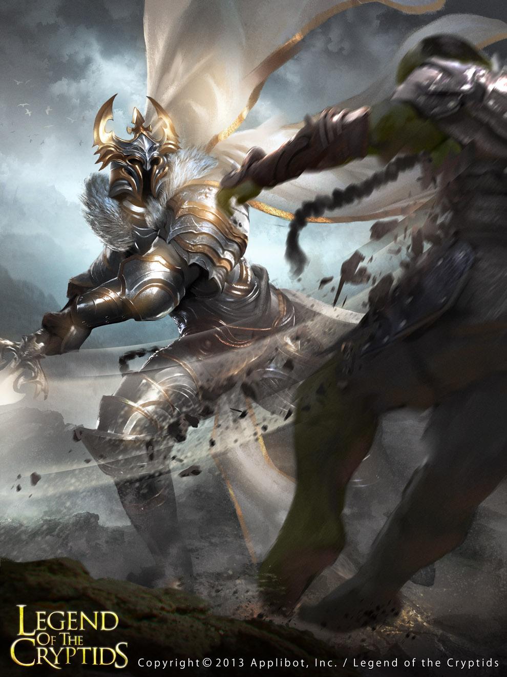 White Knight by LASAHIDO on DeviantArt