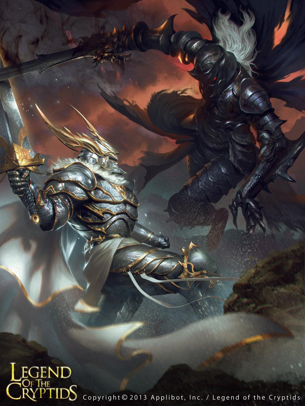White Knight Adv by LASAHIDO