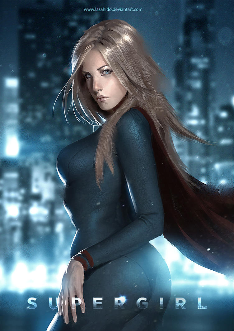 Supergirl by LASAHIDO
