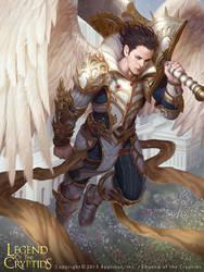 Ygrael Restoring Faith by LASAHIDO