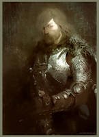 Warrior by LASAHIDO