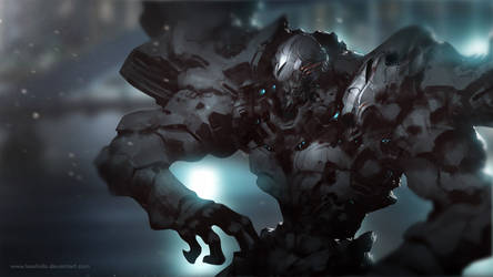 Doom by LASAHIDO
