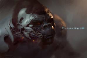 Cyber Kong by LASAHIDO