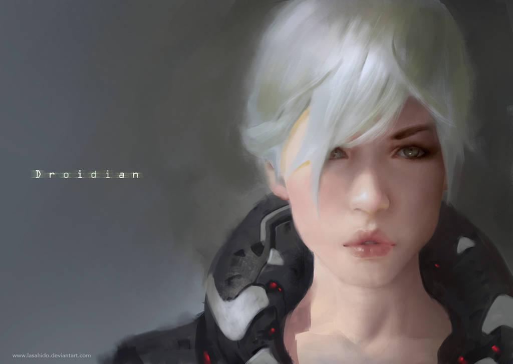 Droidian by LASAHIDO