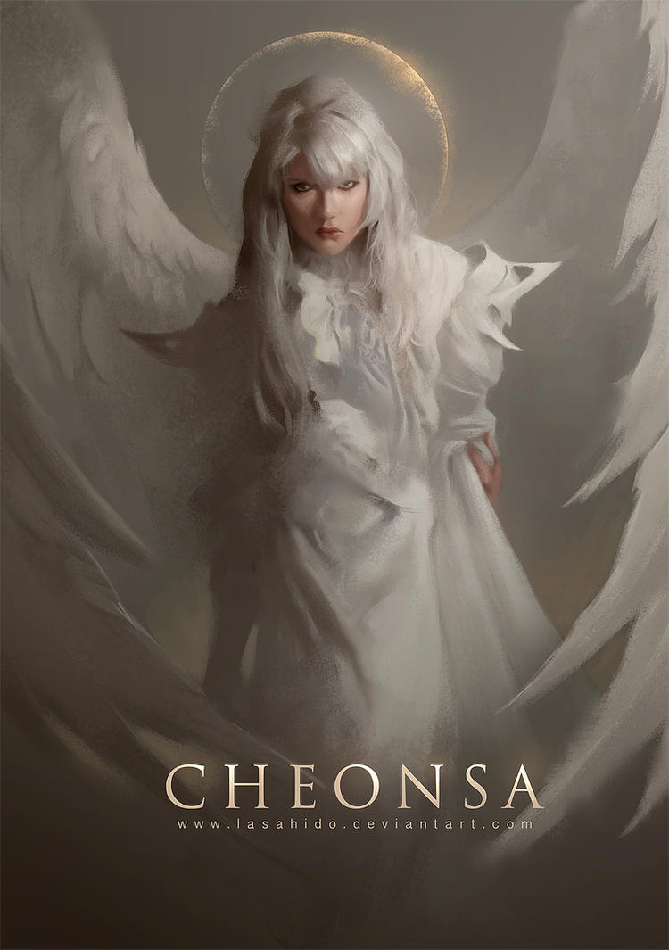 Cheonsa by LASAHIDO