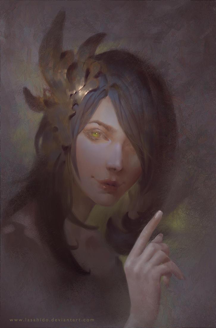 Ms Lovely by LASAHIDO
