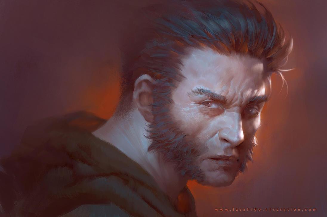 Wolverine by LASAHIDO