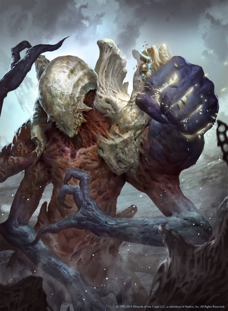 Grip of Desolation by LASAHIDO