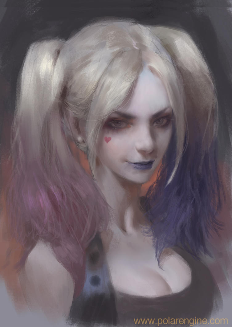 Harley Quinn by LASAHIDO