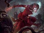 Furyblade Vampire
