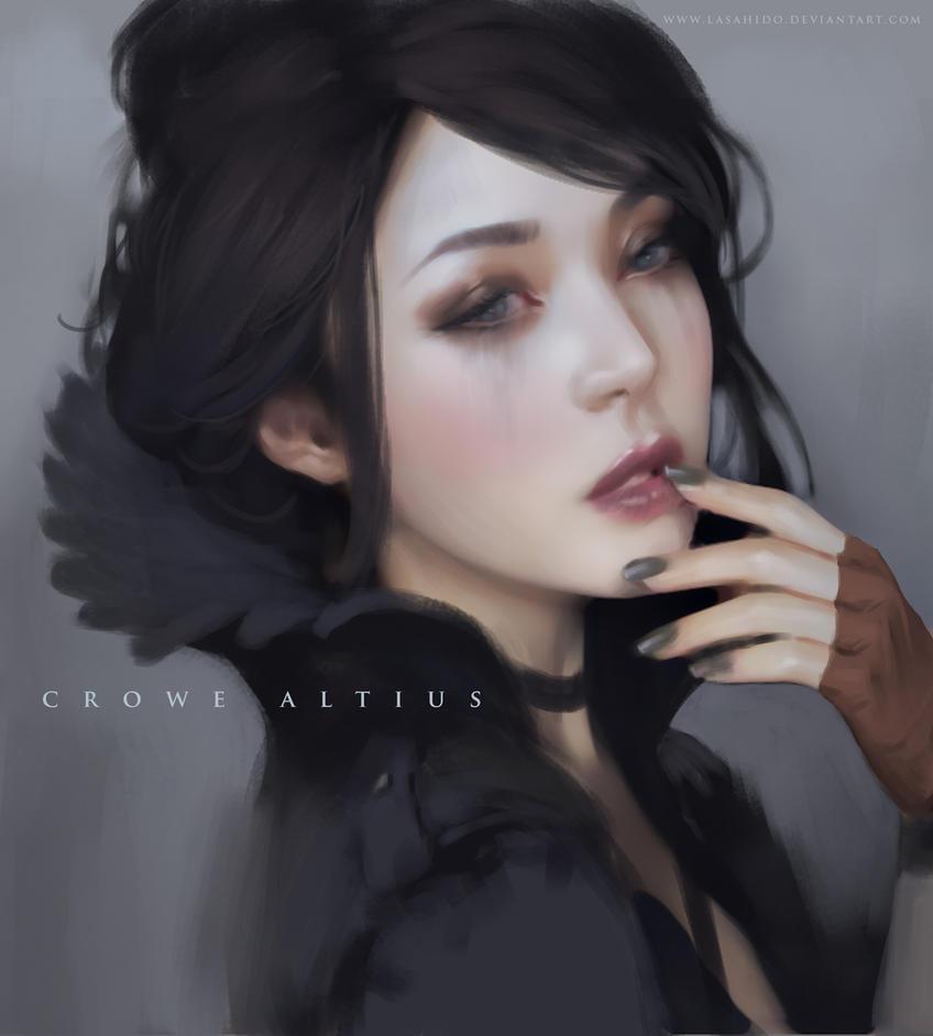 crowe altius height