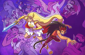 She-Ra - We Must Be Strong