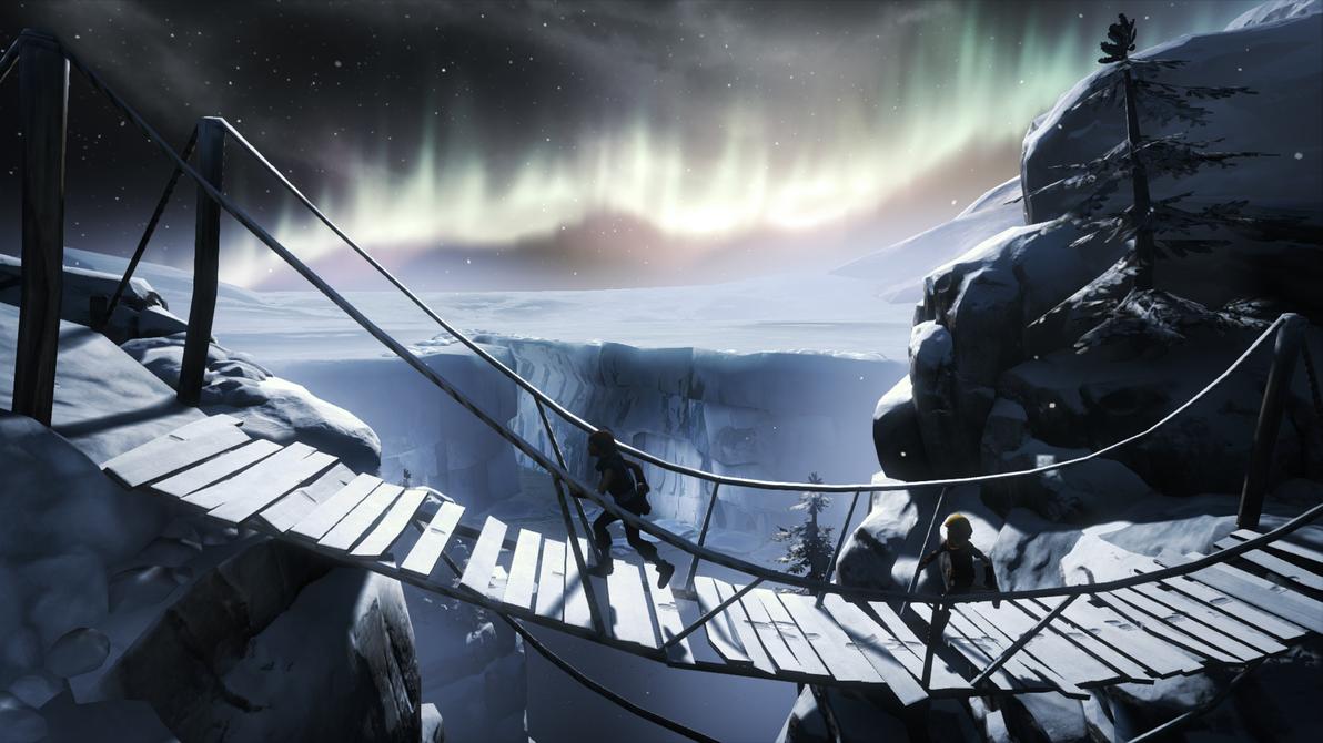 Aurora Borealis by ProfessorPwnage