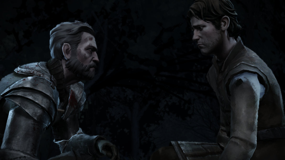 SPOILERS FOR GoT TELLTALE GAME: Make an Oath by ProfessorPwnage
