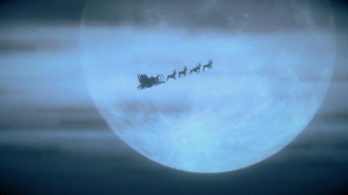 Santa by ProfessorPwnage