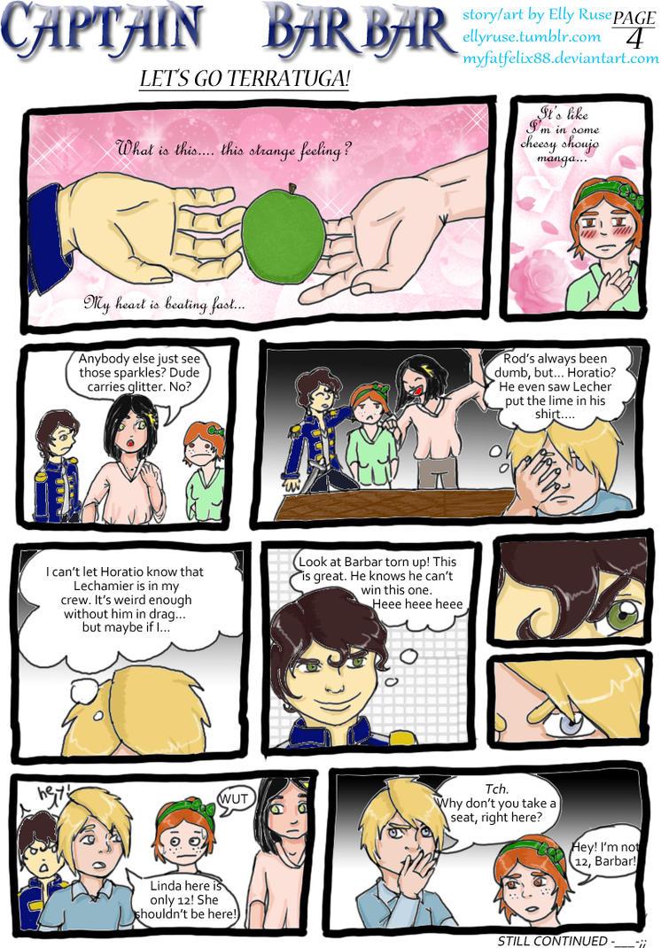 Let's Go Terratuga pg 4 by myfatfelix88