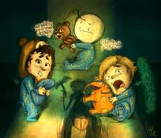 CTK,Cry,Pewds : Among the Sleep