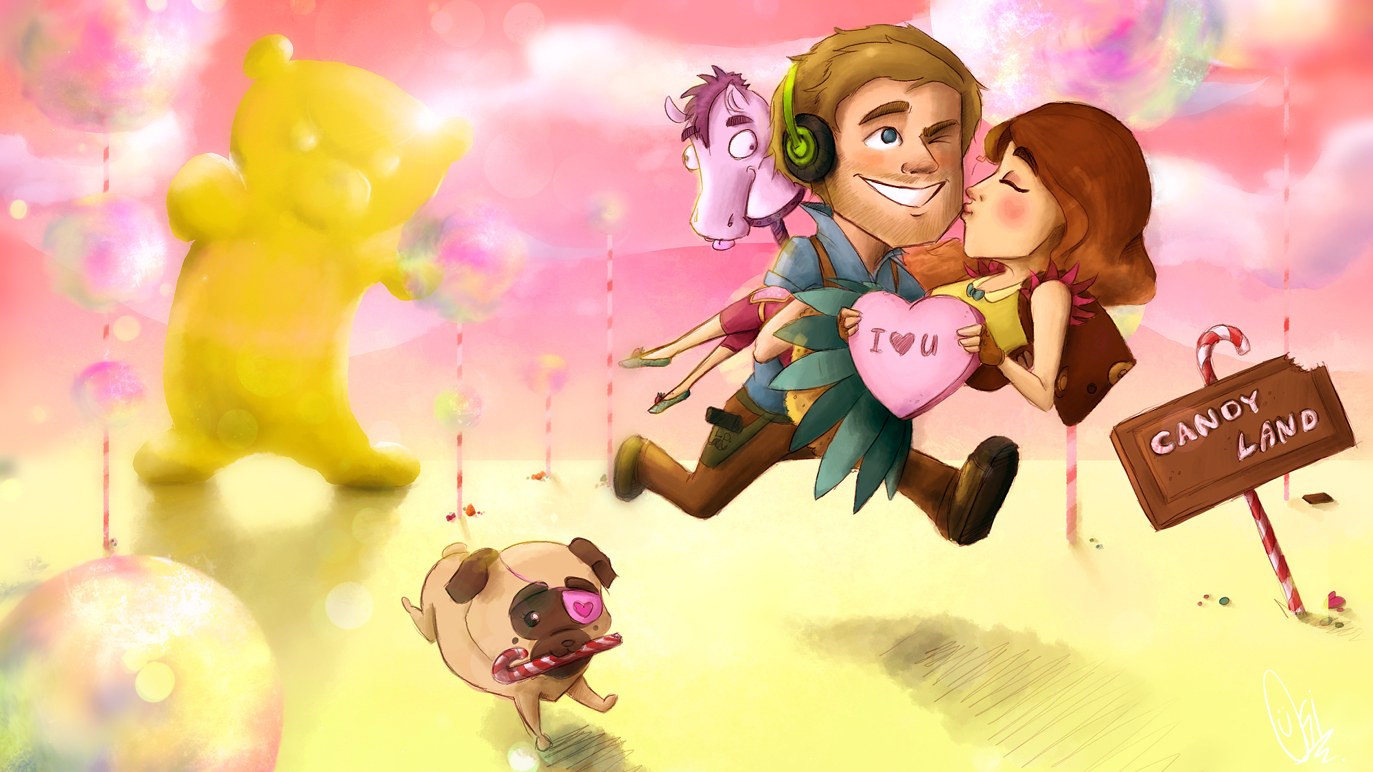 Scribblenetty Drawing : Happy year anniversary how do i draw video by