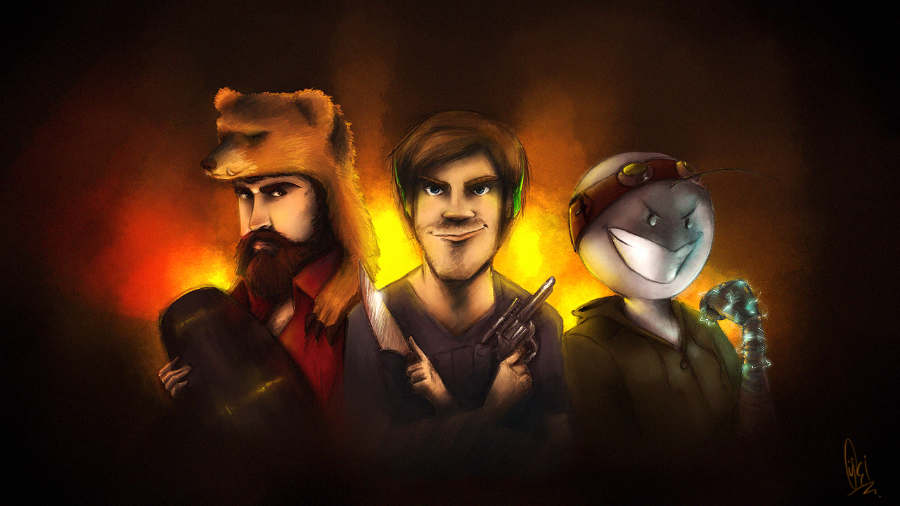 Cryaotic by scribblenetty on click for details pewdiepie cryaotic and