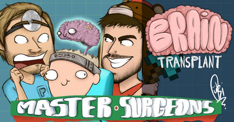 Master Surgeons - Brain Transplant Fanimation by ScribbleNetty