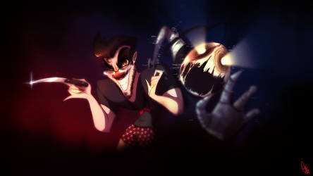 Darkiplier - VirusCry :p