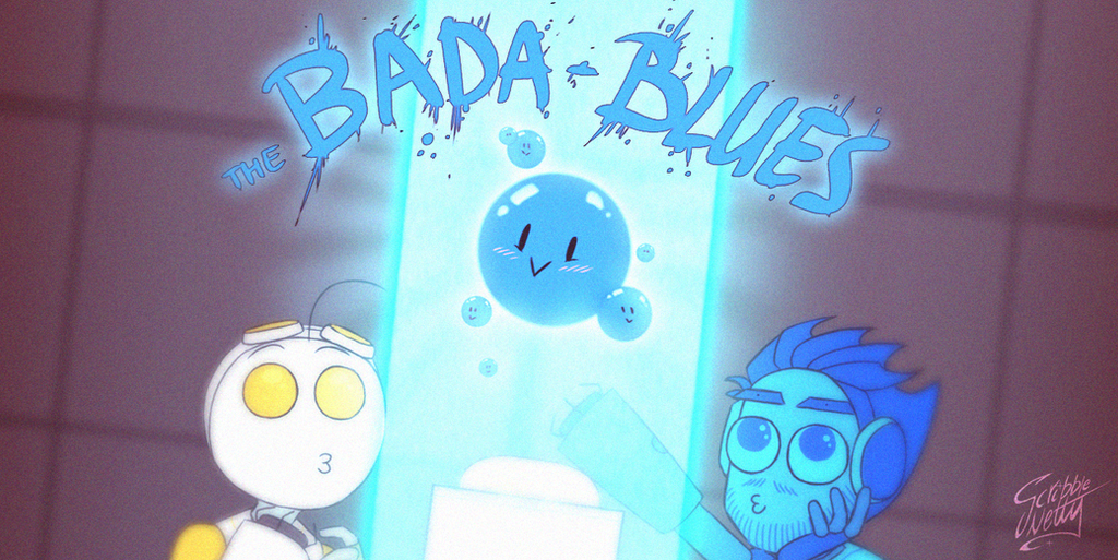 The BadaBlues Fanimation with Pewds and Cry by ScribbleNetty
