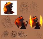 Character Design - NightmareNetty