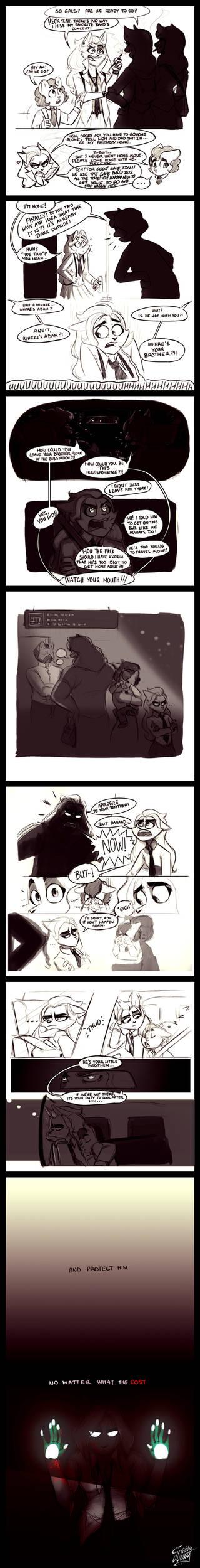 Siblings - (Comic Teaser)