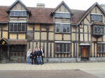 Presidents Group Visits Shakespeare