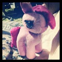 Pinkamena Plush Doll Commission