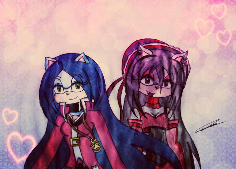 :RQ: Good friends by GothicYola