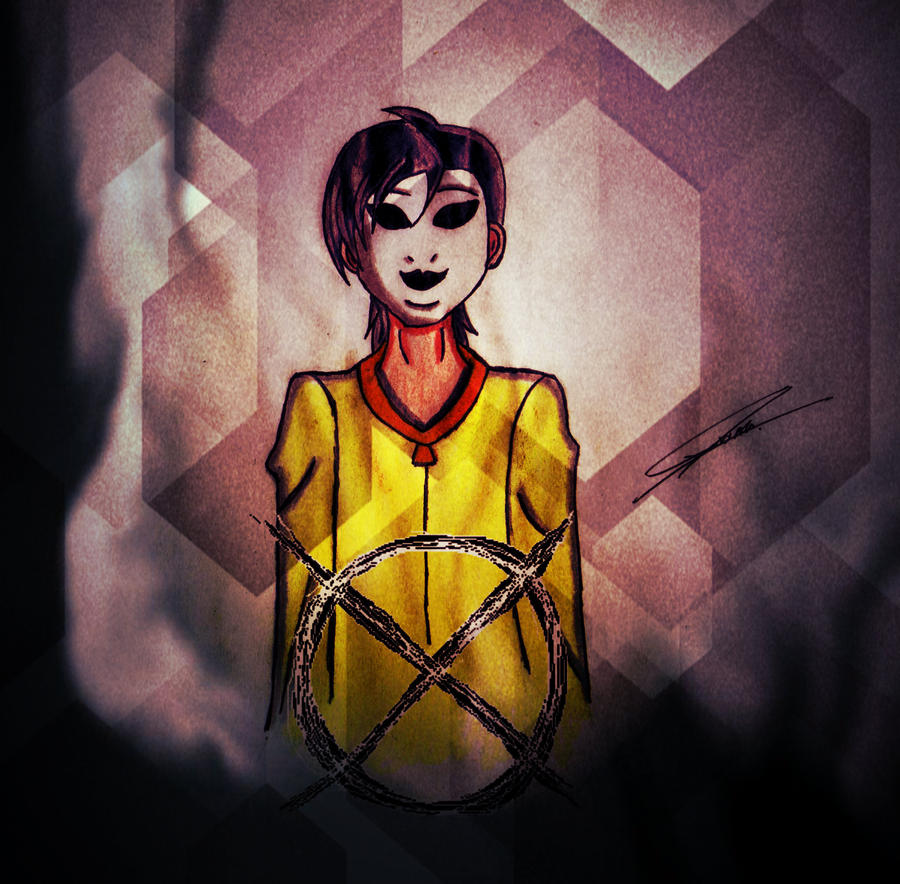 Marble Hornets supernatural by GothicYola