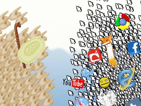 Epic Clash Internet versus Congress