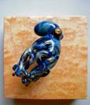 Glass Octopus, Wall Hanging Sculpture