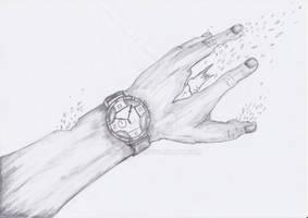 [Sketchbook] Time's Triumph