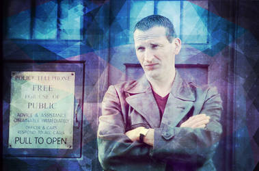 Doctor Who wallpaper2 by KairoEgypt