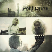 Collage: Pollution