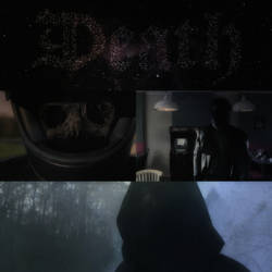 Collage: Death