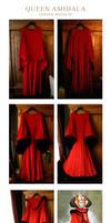 Making of Queen Amidala Dress