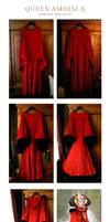 Making of Queen Amidala Dress