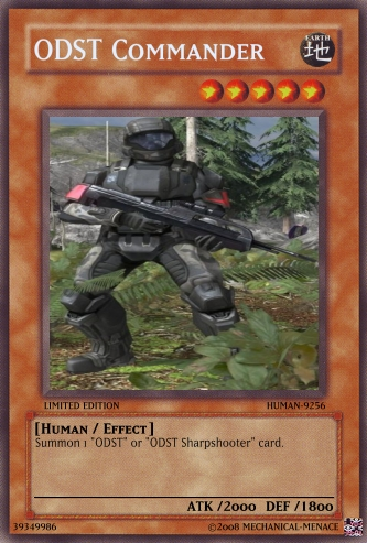 ODST Commander by Mechanical-Menace